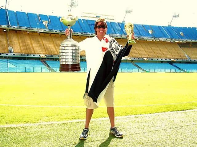 Corinthians na final da Libertadores