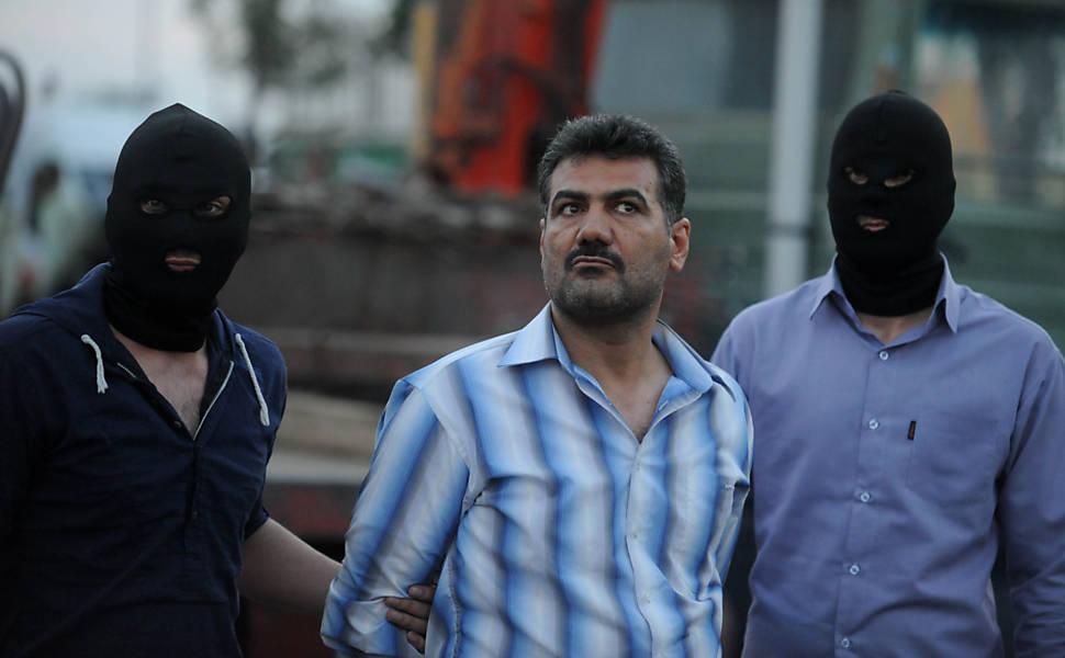 Execuções públicas no Irã