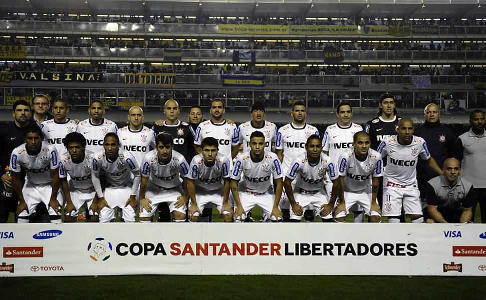 Corinthians na Libertadores 2012