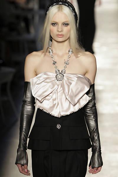 Desfile Karl Lagerfeld para Chanel