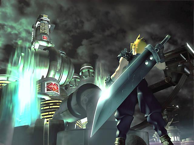 """Veja imagens de """"Final Fantasy 7"""""""