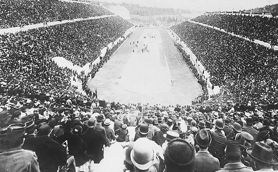 Acervo Olímpico - Cerimônias e estruturas