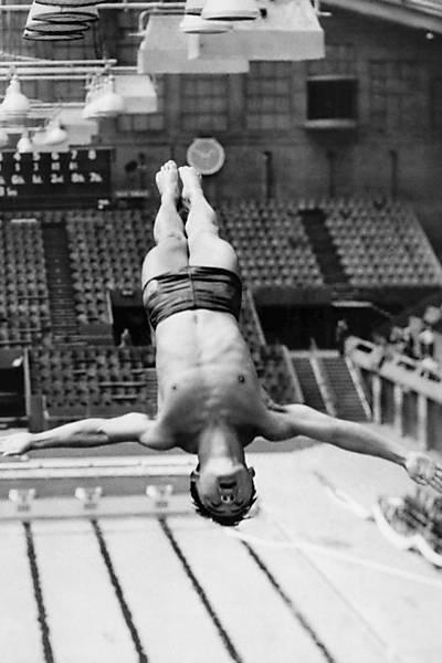 Acervo Olímpico - Esportes Aquáticos