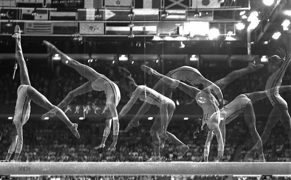 Acervo Olímpico - Ginastica Olímpica