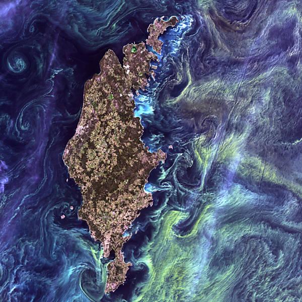 Terra como arte