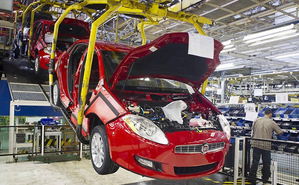 Indústria de automóveis