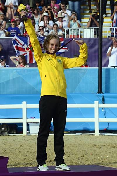 Brasileiros medalhistas em Londres