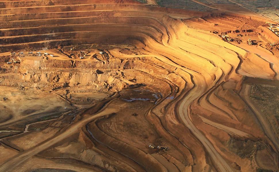 Mineração em Araxá