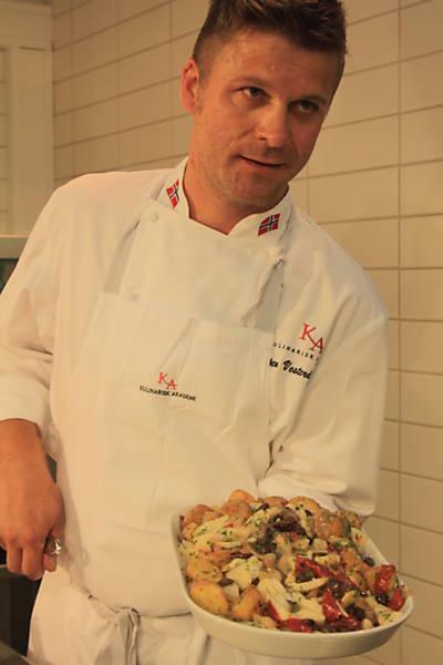 Viagem gastronômica à Noruega