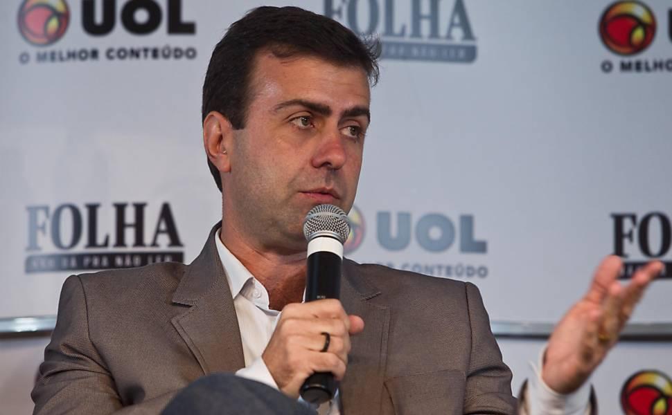 Marcelo Freixo (PSOL) é sabatinado no Rio