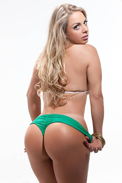 Jéssica Lopez, conhecida como a Peladona de Congonhas, candidata da Paraíba Leia mais
