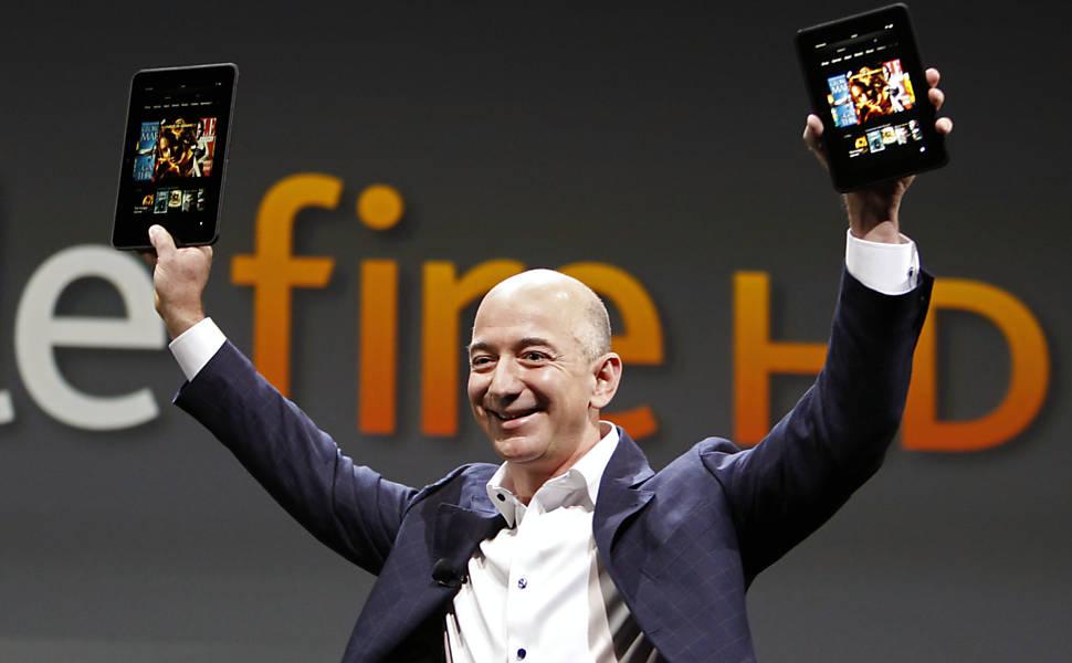 Coletiva da Amazon