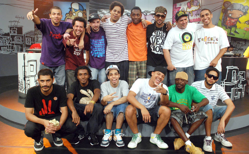 Rap na Zona Sul