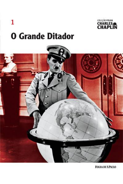 Coleção Folha Charles Chaplin