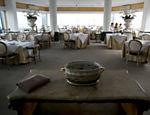 Imagem da Sala Nobre, um dos quatro ambientes do Terra Itálico, que completa 45 anos