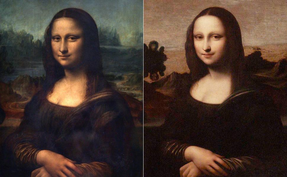 Mona Lisa mais jovem