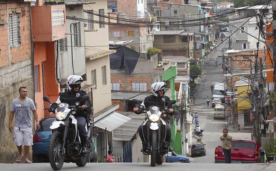 Operação policial em Paraisópolis (SP)
