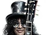 O guitarrista Slash <a href=