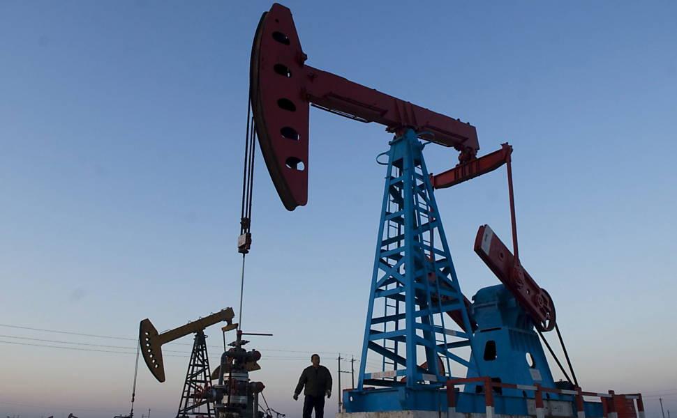 Na trilha do petróleo