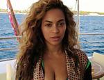 Beyonce posta foto de biquini e sem maquiagem no dia do aniversário