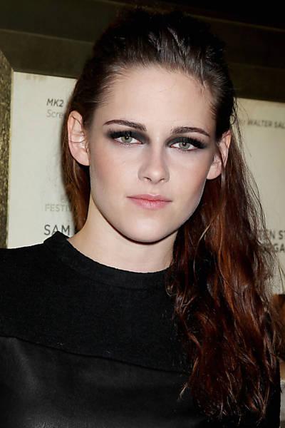 A maquiagem de Kristen Stewart