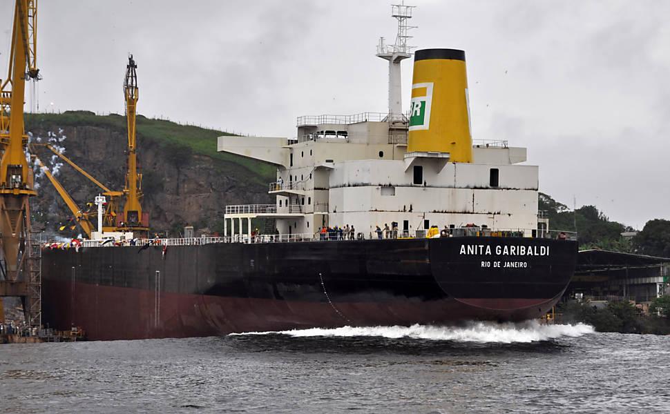 Navios da Transpetro