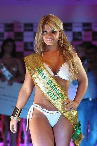 Finalistas do Miss Bumbum 2012
