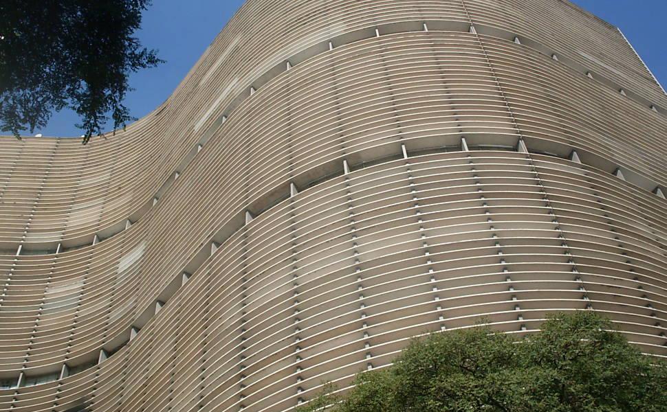 A São Paulo de Niemeyer