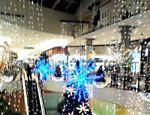 Decoração em shopping de Coimbra (Portugal) <a href=