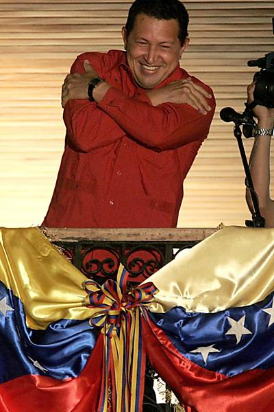 Cronologia Hugo Chávez