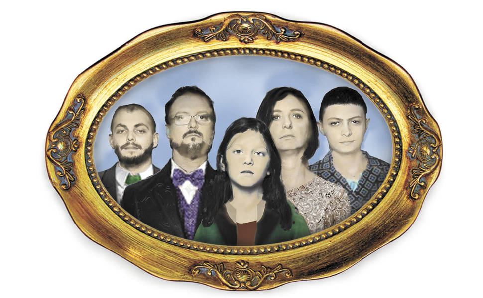 Retrato do Pós-Familismo