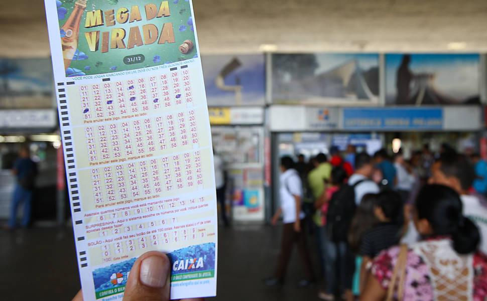 Apostas feitas em lotéricas agora podem ser realizadas online