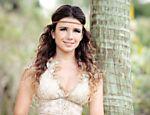 A cantora Paula Fernandes nasceu em Sete Lagoas (MG), em 1984