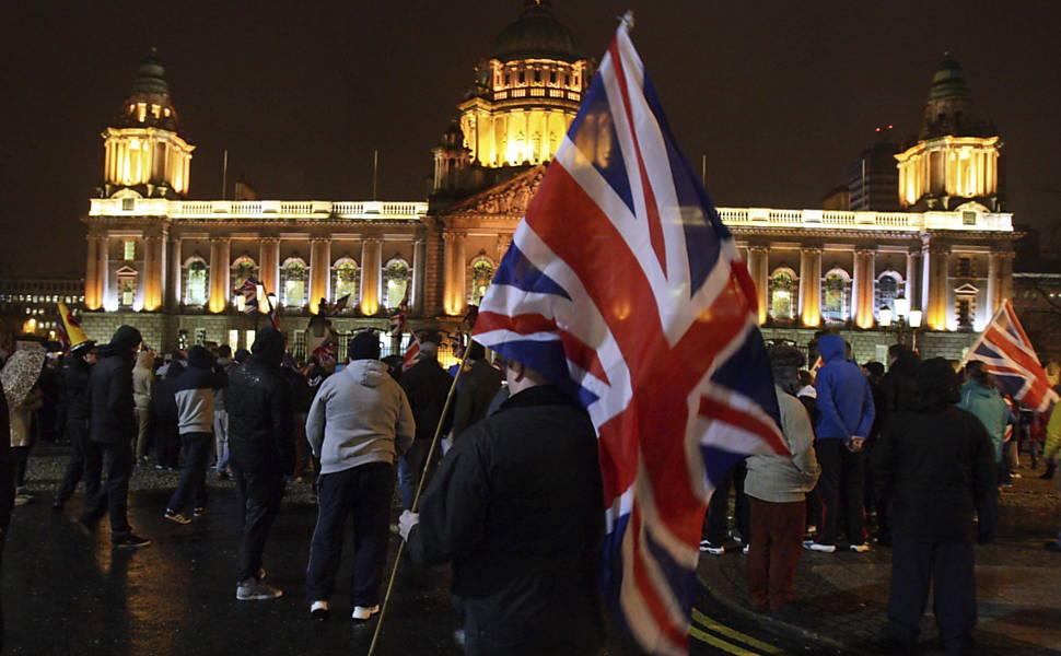 Conflitos em Belfast