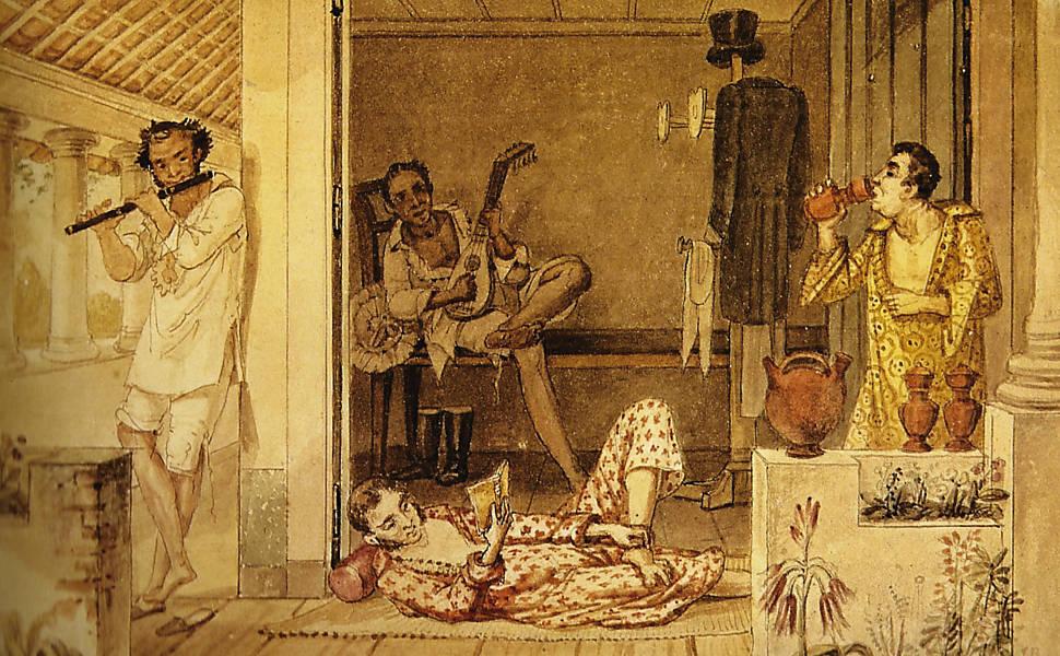 História das Livrarias Cariocas