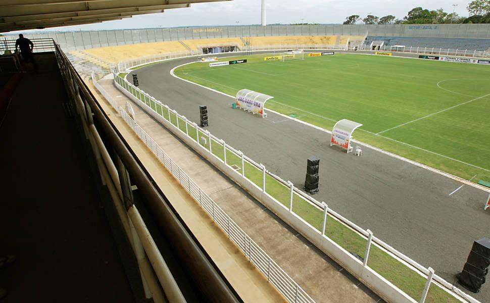 Estádios da Copa São Paulo de juniores