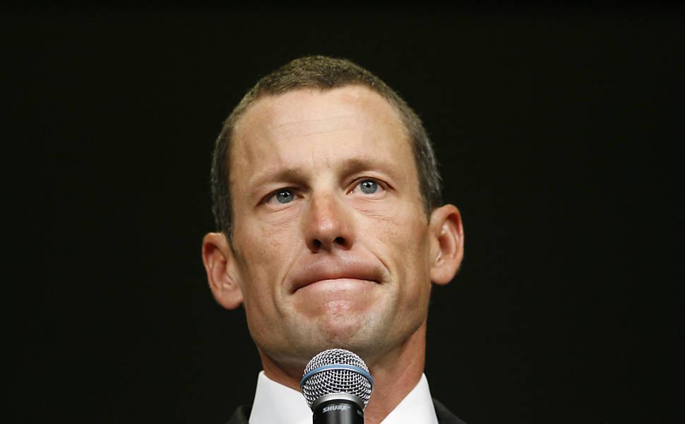 Isto é Lance Armstrong