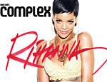 Rihanna na capa da revista