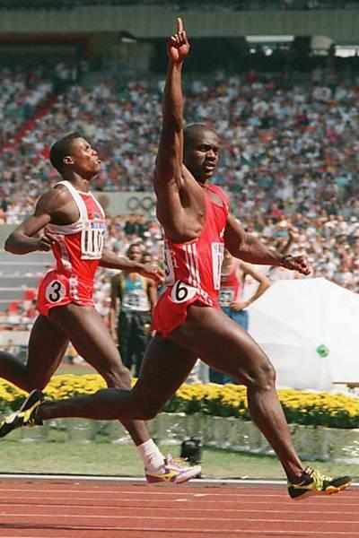 Velocistas envolvidos em doping