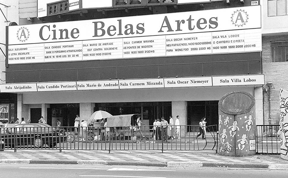 São Paulo na década de 90