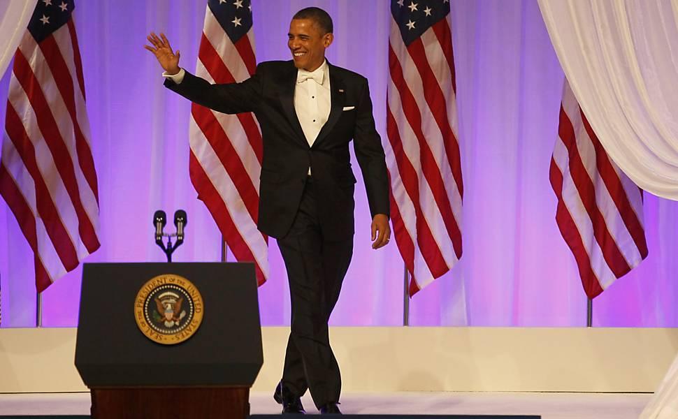 Baile da posse de Barack Obama