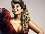 Gaby Amarantos, cantora conhecida como Beyoncé do Pará