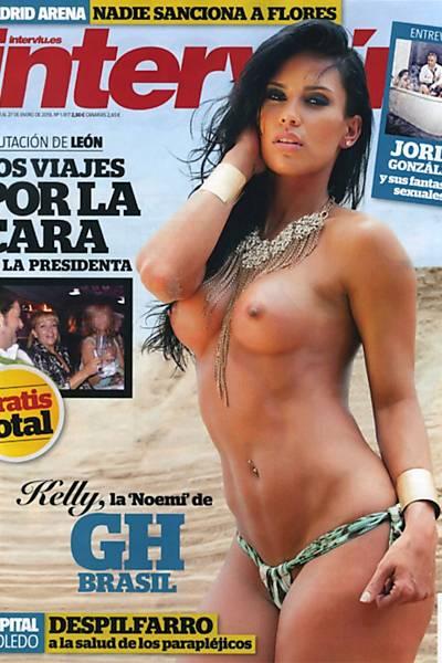 """Kelly Medeiros """"BBB12"""""""
