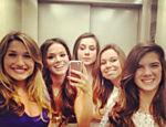 Sasha Meneghel é uma das grandes amigas da atriz Bruna Marquezine