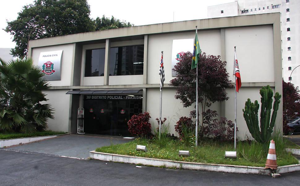 Antigo DOI-Codi, em São Paulo