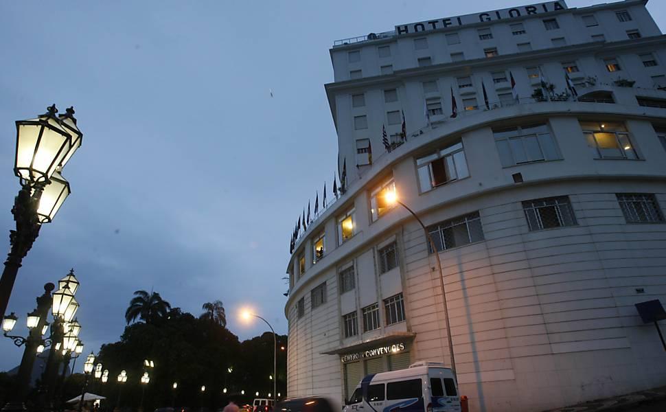 Hotel Glória em 2013