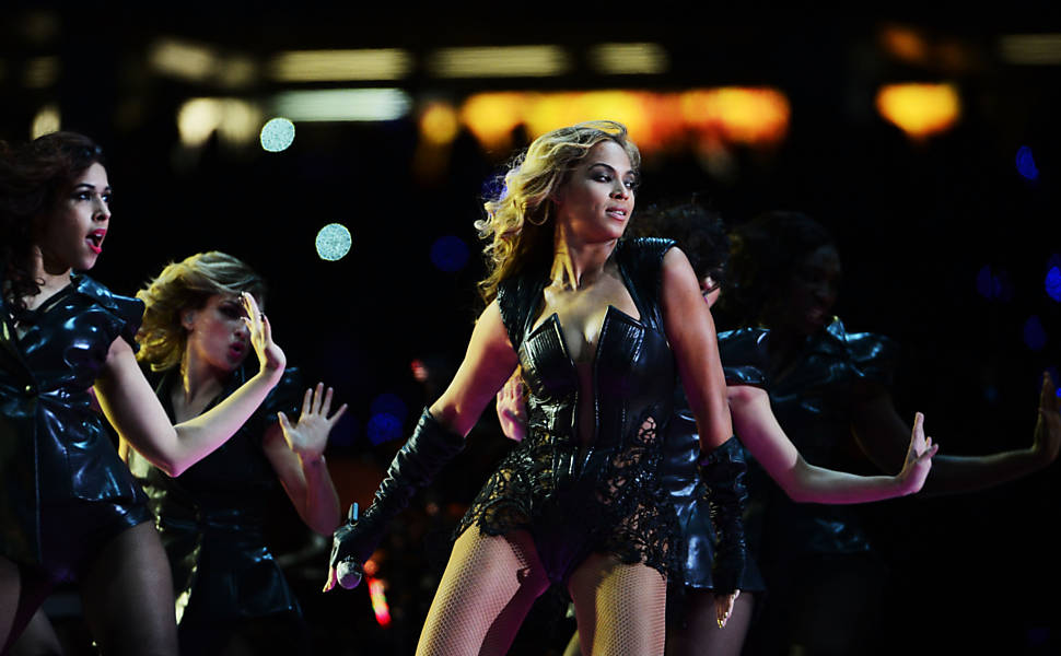 Beyoncé no Super Bowl 47