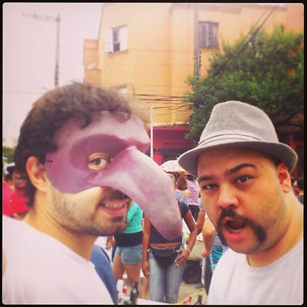 Carnaval dos leitores 2013