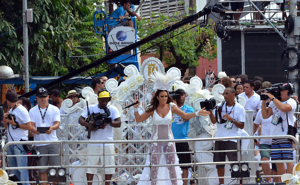 Salvador Carnival 2013