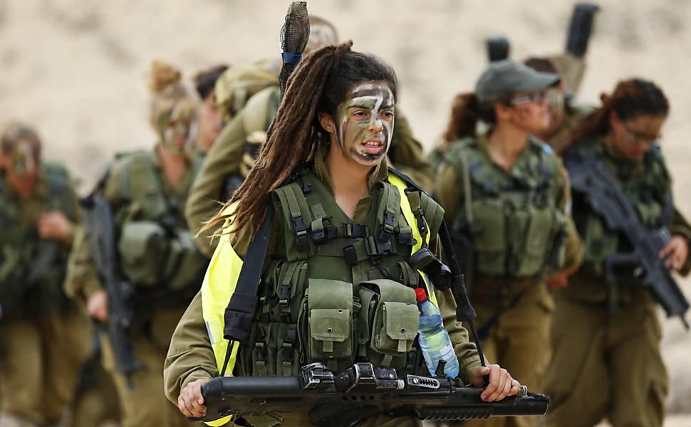 Treinamento em Israel